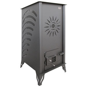 empresa estufas biomasa